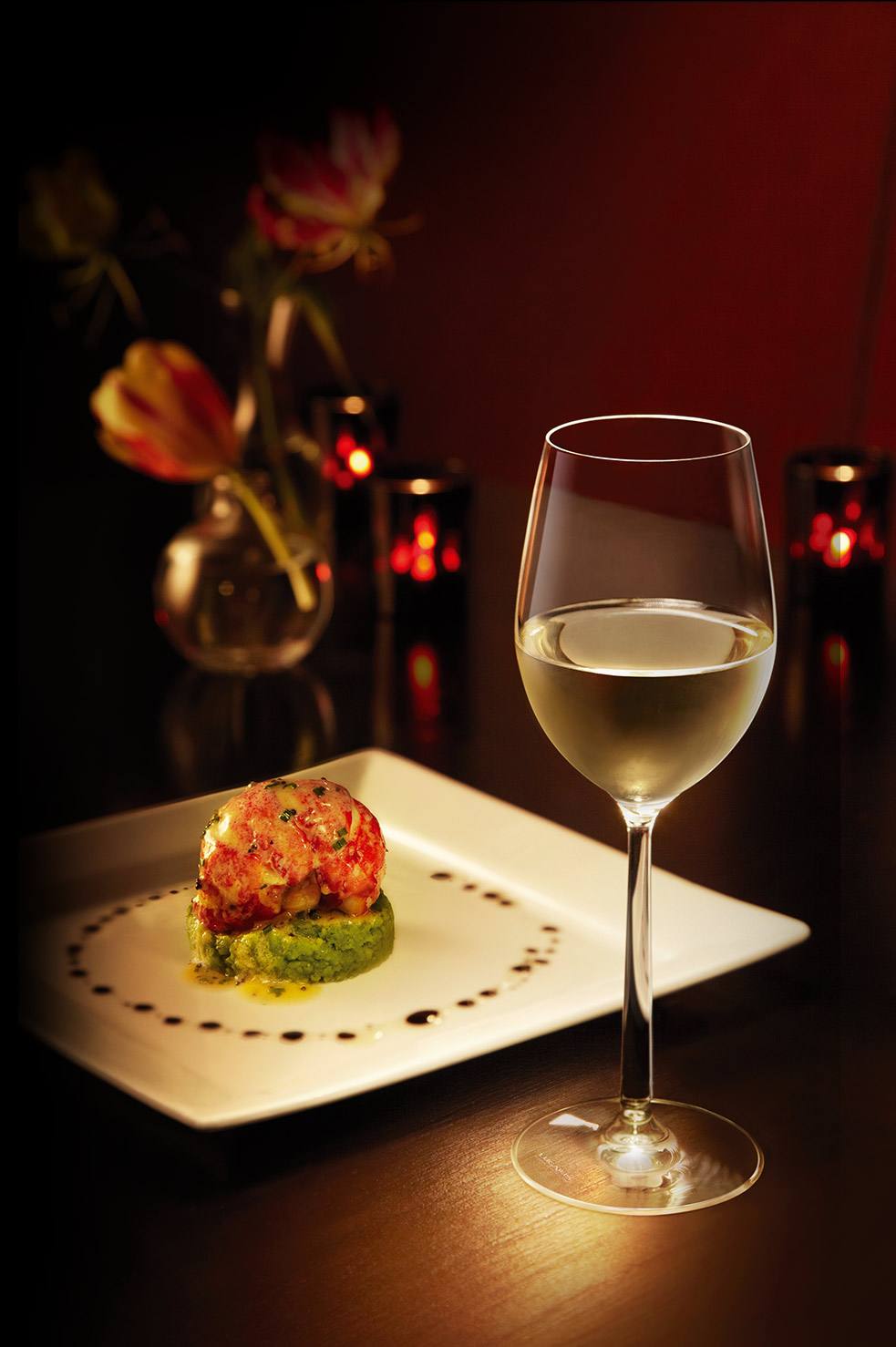 Evoke The Wining Senses In Modern Asian Cuisine